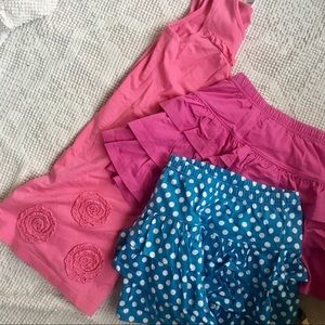 Play Dress & Two Play Skirts